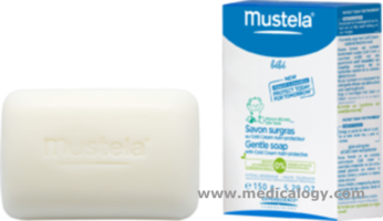 jual Mustela Bebe Gentle Soap With Cold Cream - 150 gr Mustela SABUN Bayi