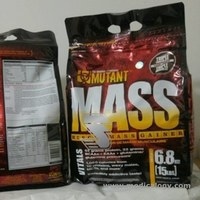 jual Mutant Mass Gainer Eceran 2 Lbs