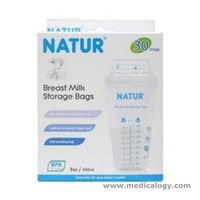jual Natur Breast Milk Storage Bags 240ml