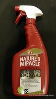 jual Nature's Miracle Severe Stain & Odor Remover For Dogs 709 ml 610046