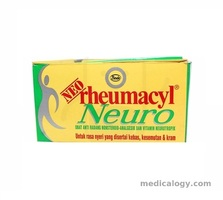 jual Neo Rheumacyl Neuro Tablet per Box