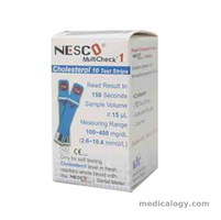 Nesco Strip Cek Kolesterol