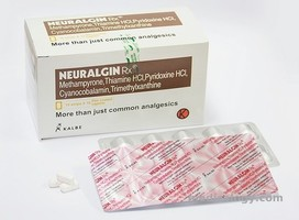 jual Neuralgin RX Tablet per box isi 100 Tablet