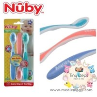 jual Nuby Hot Safe Spoon 4m+