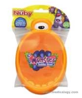 jual Nuby Monster Bowl