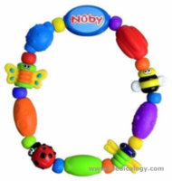 jual Nuby safari loop Teether / nuby Teether