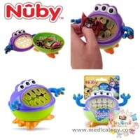 jual Nuby Toodler Training Monster Snack Keeper 12 Month