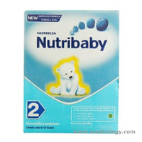 jual Nutribaby Regular 2 400gr