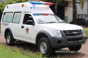 jual Off Road Ambulance Isuzu DMAX