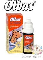 jual Olbas for Children Inhalant Dekongestan Oil 10 ML