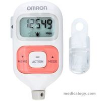 Omron Pedometer HJ-203 PINK