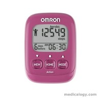 Omron Pedometer HJ 325 Pink