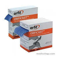 jual ORFICAST Thermoplastic Tape BLUE 6cm x 3m