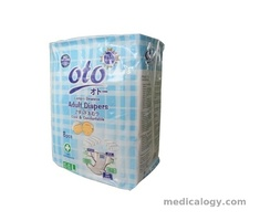 jual OTO Pampers Size L Isi 8