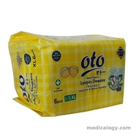 jual OTO Pampers Size XL Isi 6