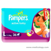 jual Pampers Active Baby L36