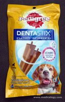 jual Pedigree Dentastix Denta Stix 98Gr Snack Cemilan Anjing Adult Dog