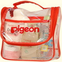 jual Pigeon Toiletries Backpack Set - 404 Kolam Spa Bayi