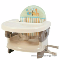 jual PLIKO New with Cushion Cover Bayi Booster Seat Kursi Makan Bayi lipat