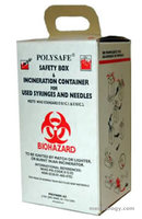 jual Polysafe Safety Box dan Sharp Container 20 Liter