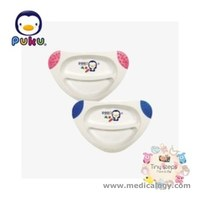 jual Puku Divided Non-Slip Plate for Baby