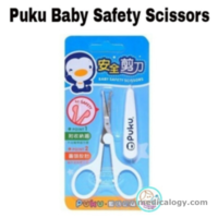 jual Puku Safety Nail Scissors / Gunting Kuku Bayi