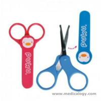 jual Puku Safety Scissors / Gunting Kuku Bayi