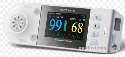 jual Pulse Oximeter Bionet Oxy9Wave