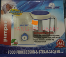 jual Pumpee Food Processor and Steam Cooker