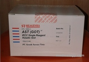 jual Reagen GOT-AST 2 x 50 ml
