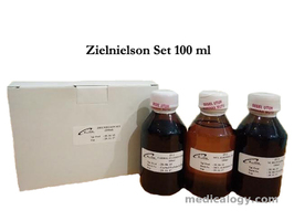 jual Reagen ZielNielson Set 100 ml