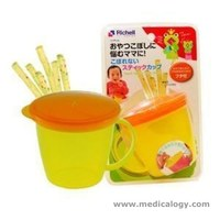 jual Richell Snack Cup for STICK Snacks