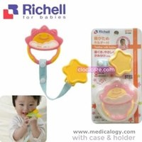 jual Richell Teether Holder / Richell Gigitan Bayi