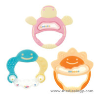 jual Richell Teether Orange