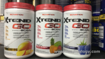 jual Scivation Xtend Go Energy + BCAA 30 Serving