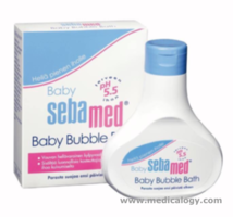 jual SEBAMED Bayi BUBBLE BATH 200ml