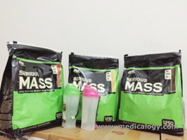 jual Serious Mass Optimum Nutrition