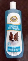 jual Shampoo Anjing More Flea & Tick  200ml  MMFT2
