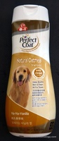 jual Shampoo Anjing Perfect Coat Natural Oatmeal 473 ml (UX610065)