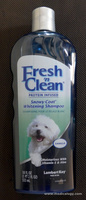 jual Shampoo Fresh 'N Clean Snowy Coat Whitening Shampoo 533 ml UR 22505
