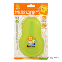 jual Simba Baby Food Grinder / Storage Case Set