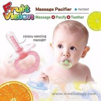 jual Simba Premium No 1 Hot Sale Fruit Vision Massage Pacifier Teether