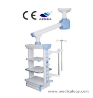 jual Single Arm Electric Abdominal Cavity Pendant AG-40H-1 Aegean