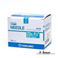 jual Single Use Terumo Needle 23G x 1 1/4 ""