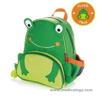 jual Skip Hop Backpack Zoo Frog