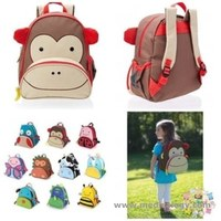 jual Skip Hop Backpack Zoo Monkey