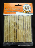 jual Snack Anjing/Olego Pet Natural Twist Stick Op-TS-5