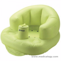 jual Sofa Richell Airy Inflatable Bayi Feeding Chair bath tub bather