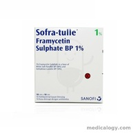 jual Sofratulle 10x10 cm per Box isi 10