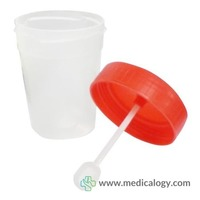 jual Stool Container 60 ml OneMed